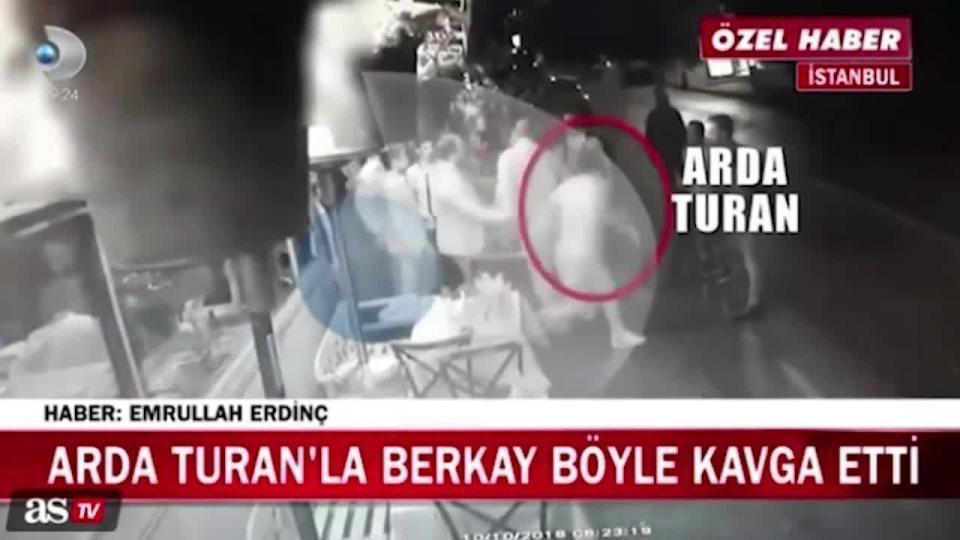 آردا توران,اخبار فوتبال,خبرهای فوتبال,حواشی فوتبال