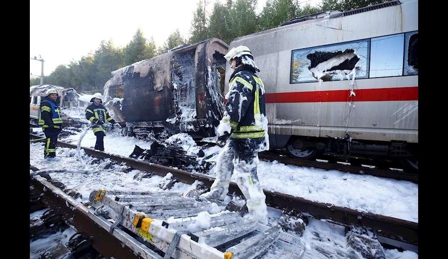 حادثه در آلمان,اخبار حوادث,خبرهای حوادث,حوادث