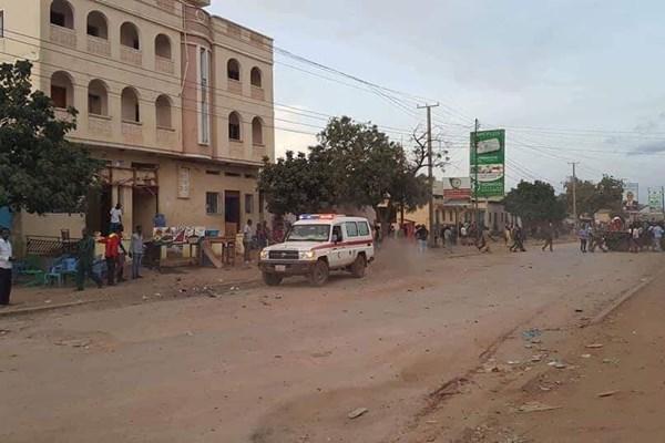انفجار در سومالی,اخبار سیاسی,خبرهای سیاسی,اخبار بین الملل
