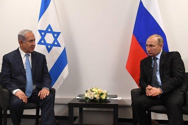 ولادیمیر پوتین و بنیامین نتانیاهو,اخبار سیاسی,خبرهای سیاسی,خاورمیانه