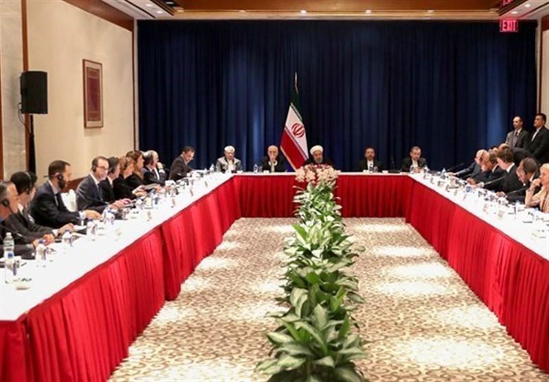 حسن روحانی در نیویورک,اخبار سیاسی,خبرهای سیاسی,سیاست خارجی