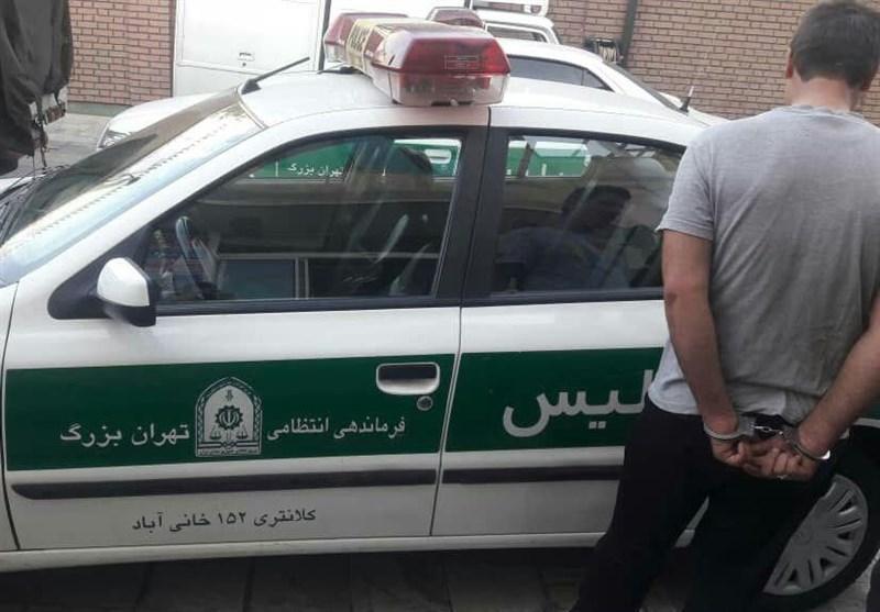 دستگیری سارق دریچههای فاضلاب,اخبار اجتماعی,خبرهای اجتماعی,حقوقی انتظامی