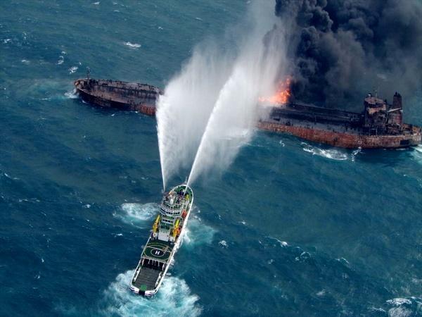 حادثه سانچی,اخبار اقتصادی,خبرهای اقتصادی,نفت و انرژی