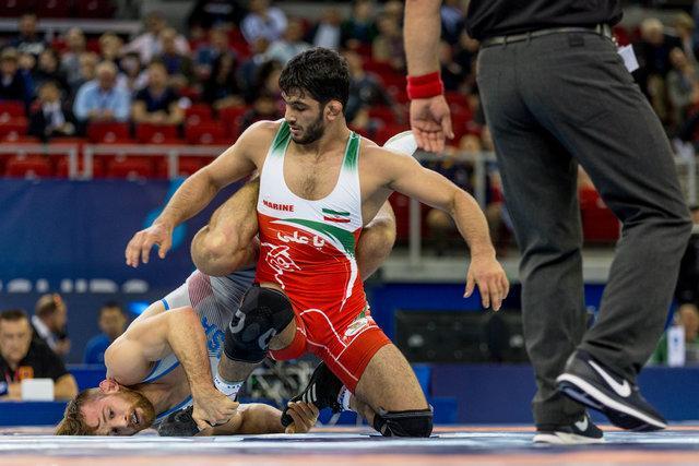 حسن یزدانی,اخبار ورزشی,خبرهای ورزشی,کشتی و وزنه برداری