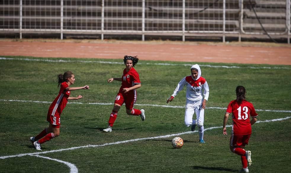 دیدار تیم ملی فوتبال بانوان ایران و اردن,اخبار ورزشی,خبرهای ورزشی,ورزش بانوان