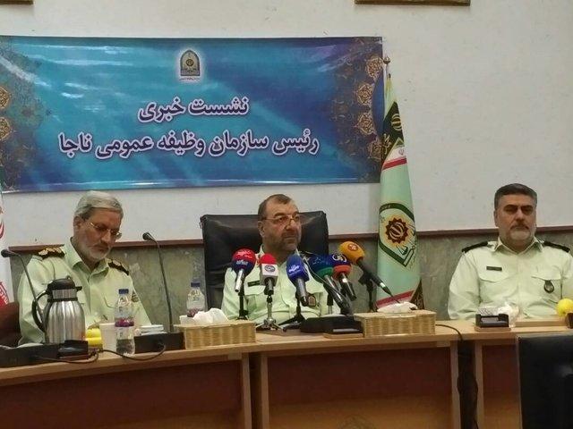 نشست خبری سردار بهرام نوروزی,اخبار اجتماعی,خبرهای اجتماعی,حقوقی انتظامی