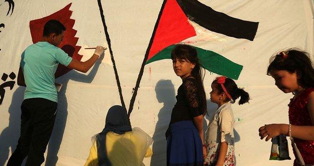 کمک قطر به غزه,اخبار سیاسی,خبرهای سیاسی,خاورمیانه