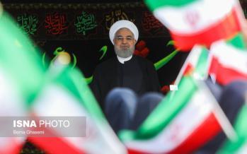 تصاویر بازگشایی مدارس و حسن روحانی,عکسهای روحانی در آئین بازگشایی مدارس,عکس های آغاز سال تحصیلی جدید