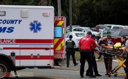 عکس تیراندازی در فلوریدا,تصاویرتیراندازی در فلوریدا,عکس مجروحین تیراندازی در فلوریدا