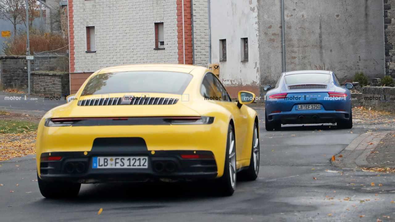 خودرو Porsche 911,اخبار خودرو,خبرهای خودرو,مقایسه خودرو