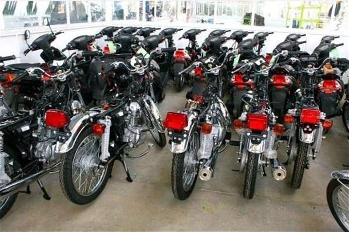 بازار موتورسیکلت,اخبار خودرو,خبرهای خودرو,وسایل نقلیه