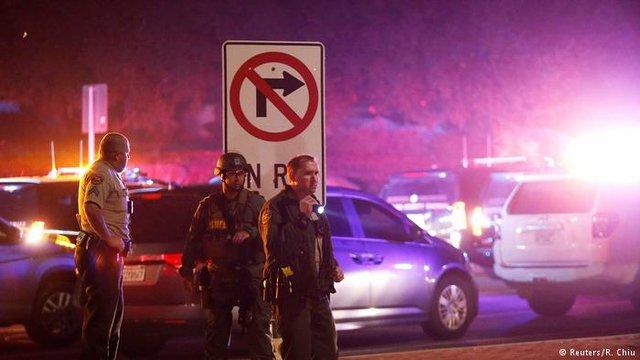 تیراندازی در کالیفرنیا,اخبار حوادث,خبرهای حوادث,جرم و جنایت