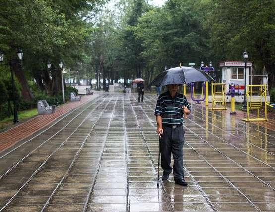 بارندگی های اصفهان,اخبار اجتماعی,خبرهای اجتماعی,محیط زیست