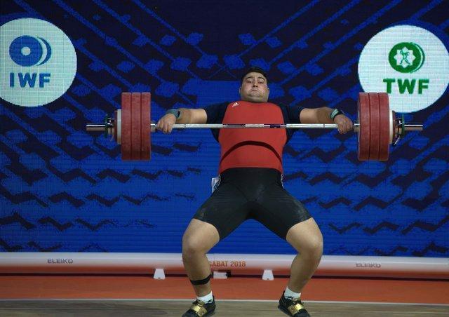 وزنهبرداری,اخبار ورزشی,خبرهای ورزشی,کشتی و وزنه برداری