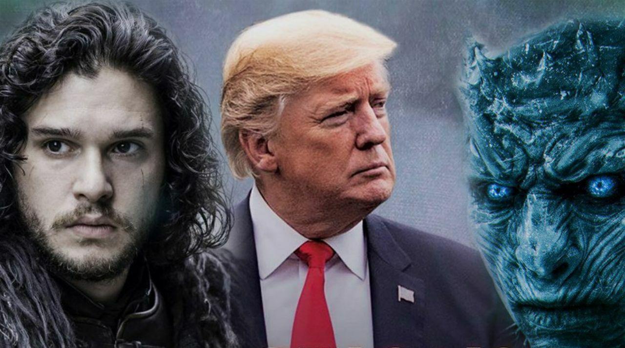 واکنش سازنده سریال تاج و تخت به پیام ترامپ علیه ایران,اخبار فیلم و سینما,خبرهای فیلم و سینما,اخبار سینمای جهان
