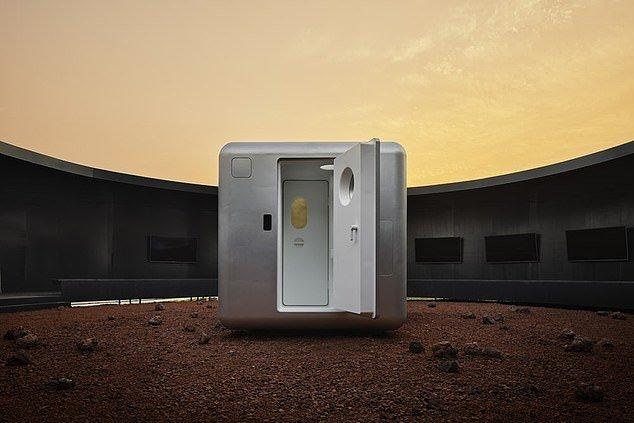 خانه کوچک چینیها برای مریخ,اخبار علمی,خبرهای علمی,نجوم و فضا