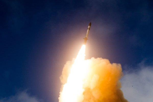آزمایش موشک بالستیک قارهپیما آمریکا,اخبار سیاسی,خبرهای سیاسی,دفاع و امنیت