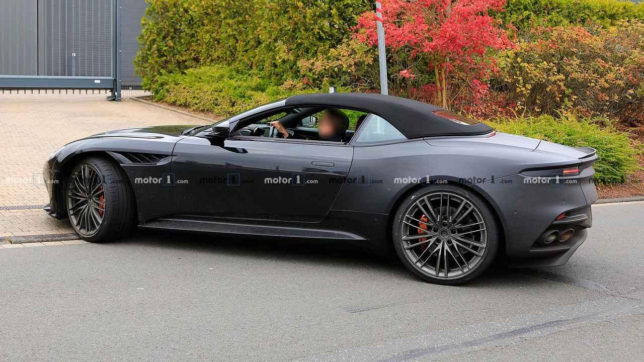 اتومبیل سوپراسپورت Aston Martin DBS,اخبار خودرو,خبرهای خودرو,مقایسه خودرو