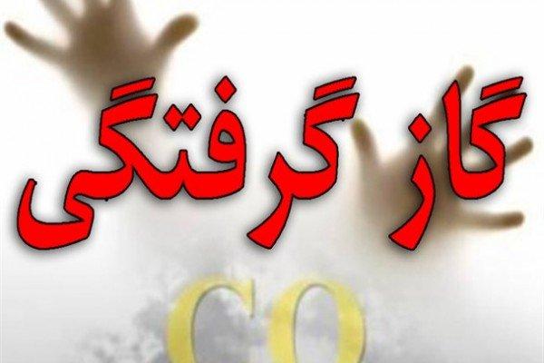 گازگرفتگی در شهرستان هوراند,اخبار حوادث,خبرهای حوادث,حوادث امروز
