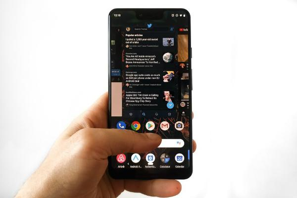 افزایش طول عمر باتری گوشی گوگل در حالت تاریک,اخبار دیجیتال,خبرهای دیجیتال,موبایل و تبلت