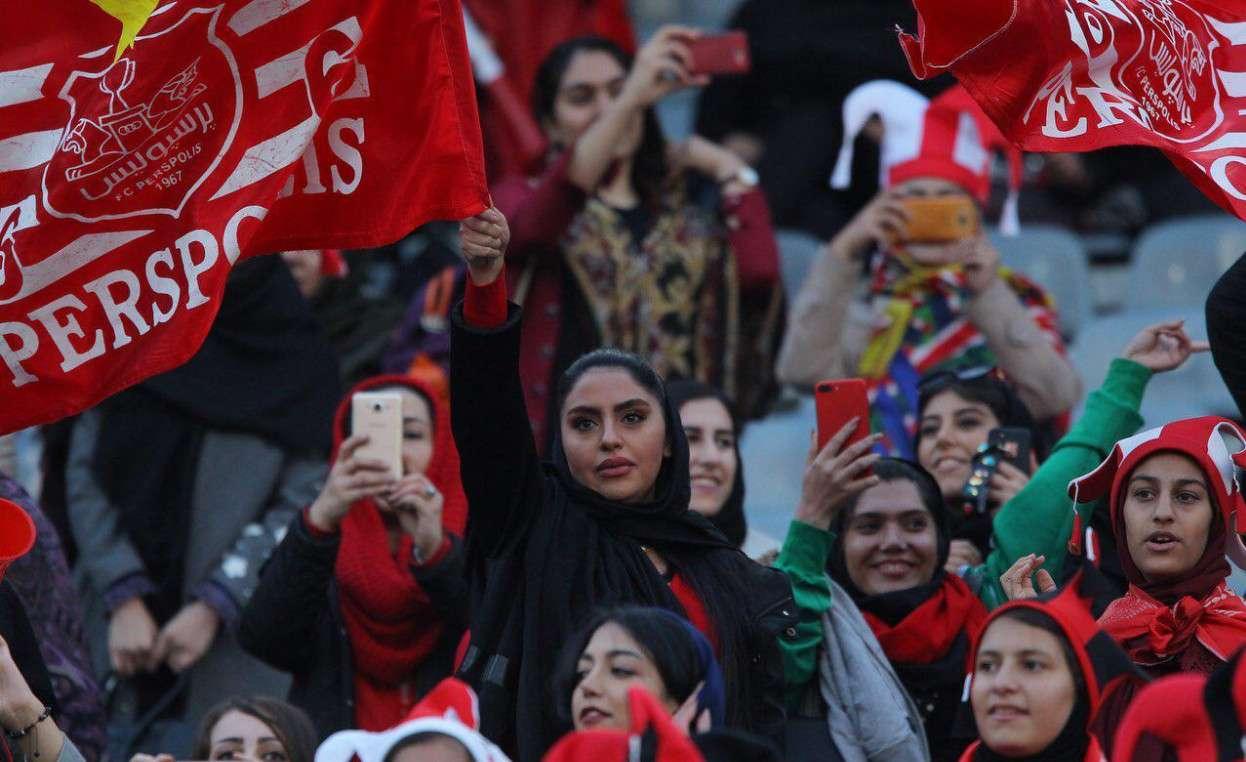 حضور بانوان در ورزشگاه آزادی,اخبار صدا وسیما,خبرهای صدا وسیما,رادیو و تلویزیون