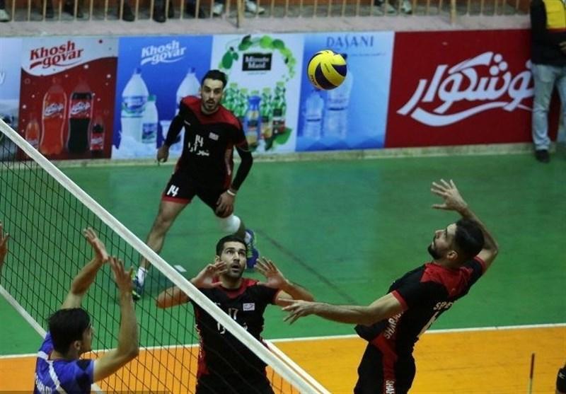 دیدار شهرداری ارومیه و پیام خراسان,اخبار ورزشی,خبرهای ورزشی,والیبال و بسکتبال