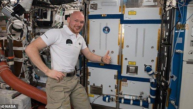 تولید اکسیژن از تنفس فضانوردان در فضا,اخبار علمی,خبرهای علمی,نجوم و فضا