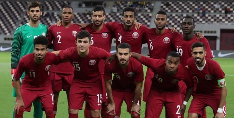 تیم ملی قطر,اخبار فوتبال,خبرهای فوتبال,اخبار فوتبال جهان