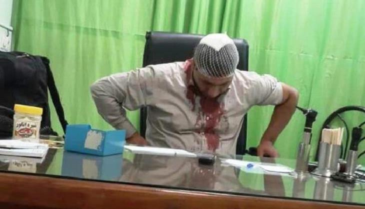 حمله به یکی از پزشکان در حال خدمت در مشهد,اخبار حوادث,خبرهای حوادث,جرم و جنایت