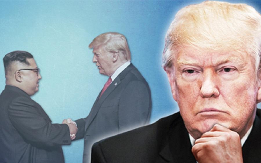 کیم یونگ چول و ترامپ,اخبار سیاسی,خبرهای سیاسی,اخبار بین الملل