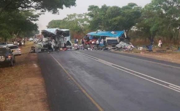 تصادف در زیمباوه,اخبار حوادث,خبرهای حوادث,حوادث