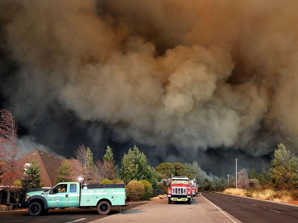 آتش سوزی در کالیفرنیا,اخبار حوادث,خبرهای حوادث,حوادث امروز