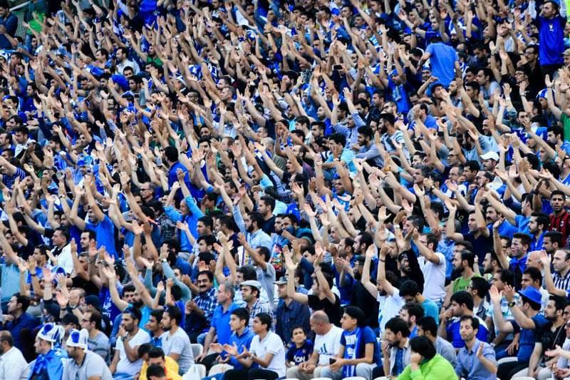 هواداران تیم استقلال,اخبار فوتبال,خبرهای فوتبال,لیگ برتر و جام حذفی