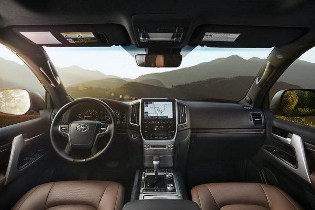 تویوتا لندکروزر 2019,اخبار خودرو,خبرهای خودرو,مقایسه خودرو
