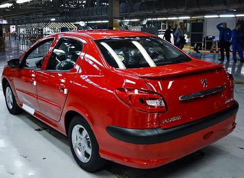 قیمت پژو 207 اتوماتیک,اخبار خودرو,خبرهای خودرو,بازار خودرو