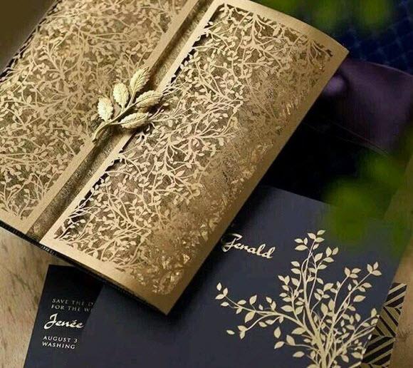 کارت دعوت به عروسی متفاوت,اخبار جالب,خبرهای جالب,خواندنی ها و دیدنی ها