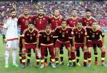 تیم فوتبال ونزوئلا,اخبار فوتبال,خبرهای فوتبال,فوتبال ملی