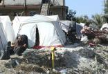 مناطق زلزله زده,اخبار حوادث,خبرهای حوادث,حوادث طبیعی