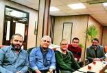 مهران مدیری و رامبد جوان,اخبار هنرمندان,خبرهای هنرمندان,اخبار بازیگران