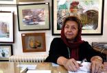 لیلی گلستان,اخبار هنرهای تجسمی,خبرهای هنرهای تجسمی,هنرهای تجسمی