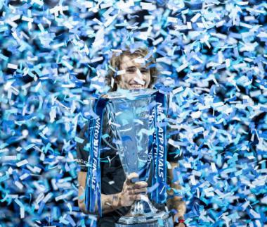 عکس تور ATP لندن,تصاویرتور ATP لندن,عکس قهرمانی الکساندر زورف