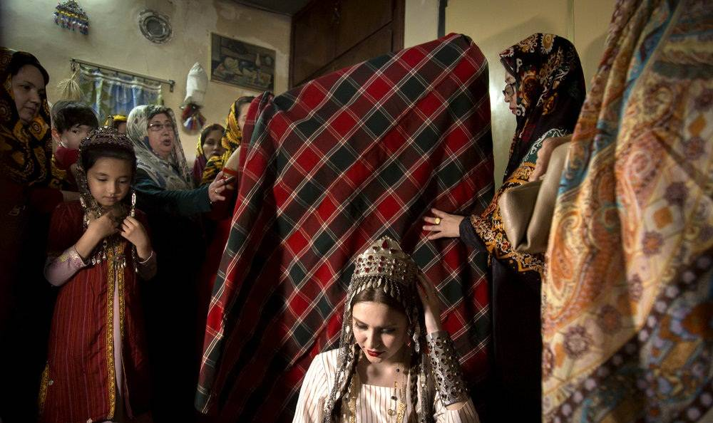 تصاویر مراسم سنتی عروسی ترکمنها,عکس های عروسی سنتی ترکمن ها,عکس های عروسی ترکمن ها