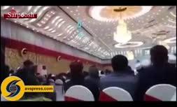 ویدئو/ لحظه انفجار در هوتل اورانوس کابل
