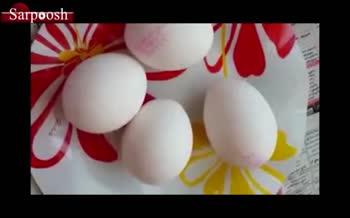 ویدئو/طرز تهیه کیک خامه ای (کیک تولد) در منزل