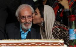 تصاویرجشن تولد ۸۴ سالگی جمشید مشایخی,تصاویرجشن تولد جمشید مشایخی,عکس های جشن تولد جمشید مشایخی درخانه هنرمندان