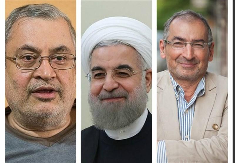 زیباکلام و روحانی و حجاریان,اخبار سیاسی,خبرهای سیاسی,اخبار سیاسی ایران