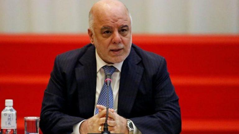 حیدرالعبادی: ایران دلیل نخستوزیر نشدن دوباره من بود، چون به تحریم های آمریکا پایبند بودم