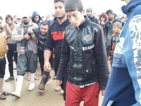 سیل در عراق,اخبار حوادث,خبرهای حوادث,حوادث طبیعی