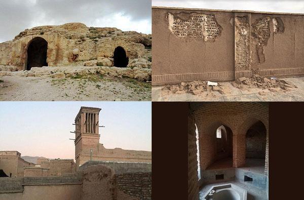 حمام تاريخی مشیر داراب,اخبار فرهنگی,خبرهای فرهنگی,میراث فرهنگی