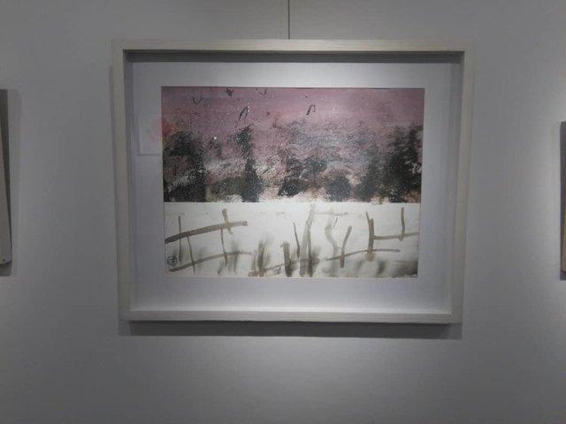 نمایشگاه نقاشی مریم حیدرزاده,اخبار هنرهای تجسمی,خبرهای هنرهای تجسمی,هنرهای تجسمی